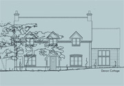 new house developer uk - Devon Cottage, Cookham Dean, Maidenhead, SL6