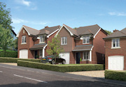new house developer uk - Elms Road, Chalfont St. Peter, Buckinghamshire, SL9